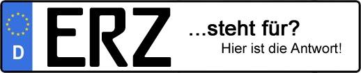 Wofür steht das Kfz-Kennzeichen ERZ? | Kfz-Kennzeichen - AUTOPURISTEN.net
