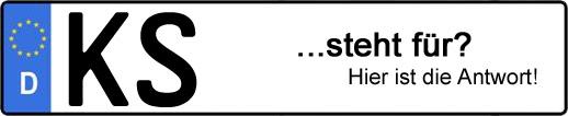 Wofür steht das Kfz-Kennzeichen KS? | Kfz-Kennzeichen - AUTOPURISTEN.net